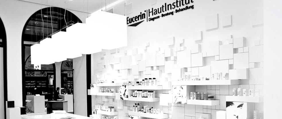 Eucerin Skin Institute in Hamburg; Germany