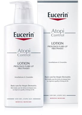 Lotion for eczema