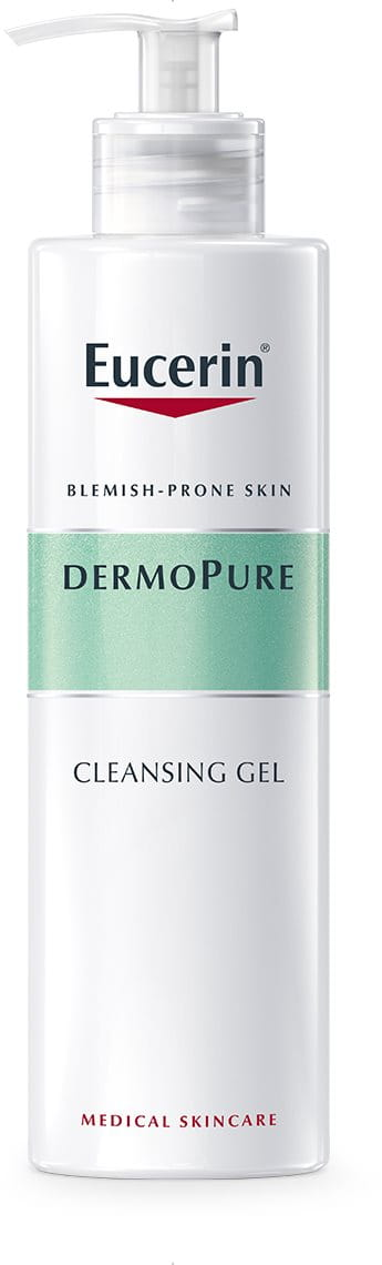 Dermopure Cleansing Gel For Acne Prone Skin Eucerin