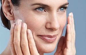 Use Eucerin anti aging cream for deep wrinkles
