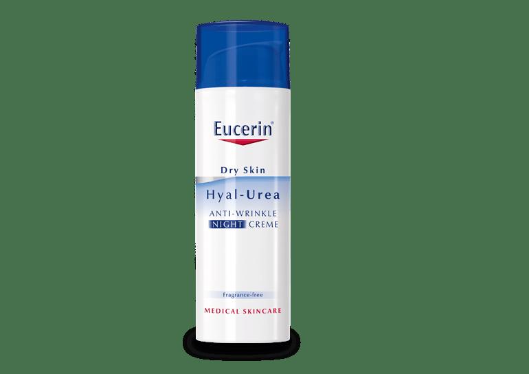 eucerin dry skin hyal urea night creme. Black Bedroom Furniture Sets. Home Design Ideas