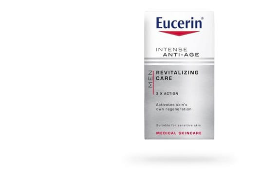 Eucerin MEN Intense Anti-Age Revitalizing Care