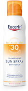 Eucerin Transparent Sun Spray Dry Touch SPF 30