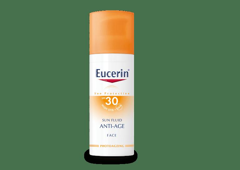 Anti-Age Sun Protection - Eucerin Sun Fluid Anti-Age SPF..