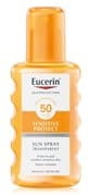 Eucerin Sun Spray Transparent Sensitive Protect SPF 50