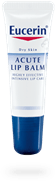 Eucerin Acute Lip Balm for dry to extremely dry lips