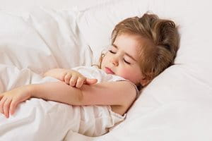 Eczema and sleep: constant scratching causes sleepless nights