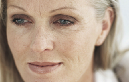 Skin aging is determined by both internal and external factors