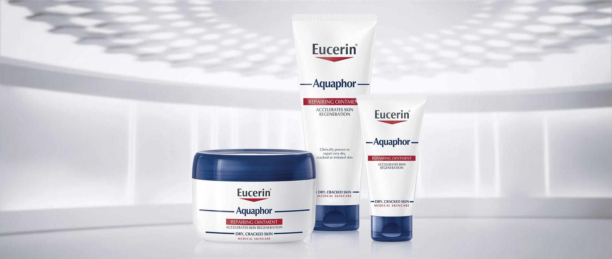 Our research | Behind the science of Aquaphor| Eucerin