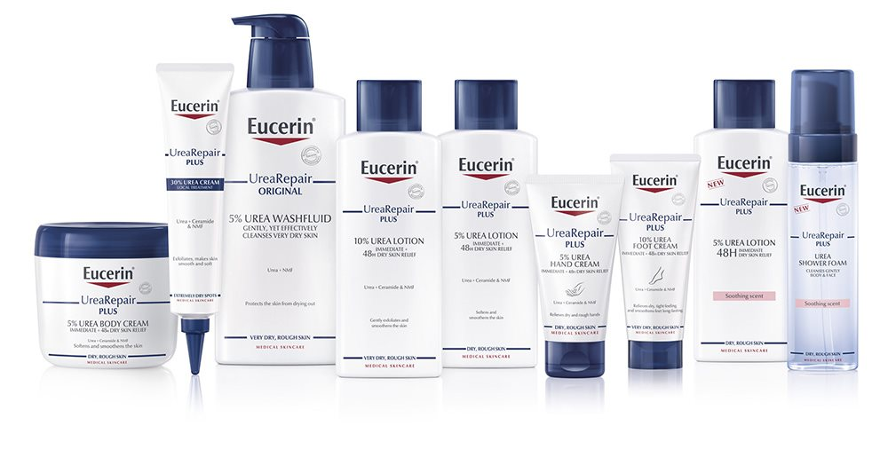 Our Research Behind The Science Of Urearepair Plus Eucerin