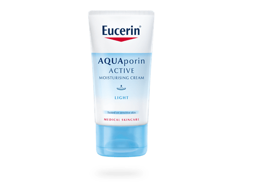 Eucerin AQUAporin ACTIVE Moisturising Cream Light