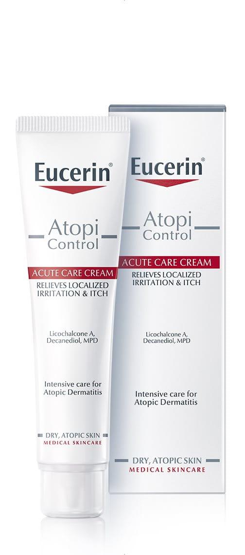 Atopicontrol Acute Care Cream For Atopic Dermatitis