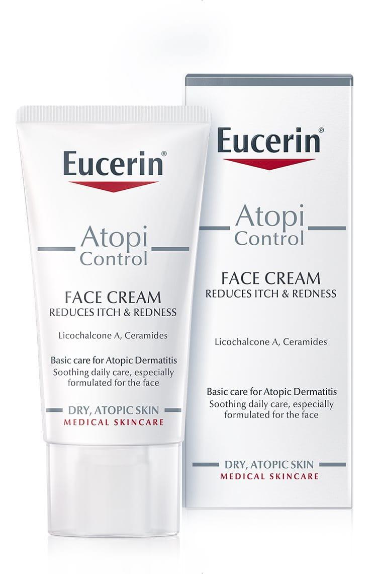 eucerin omega face cream