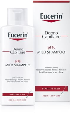 Eucerin DermoCapillaire pH5 Mild Shampoo for sensitive scalp