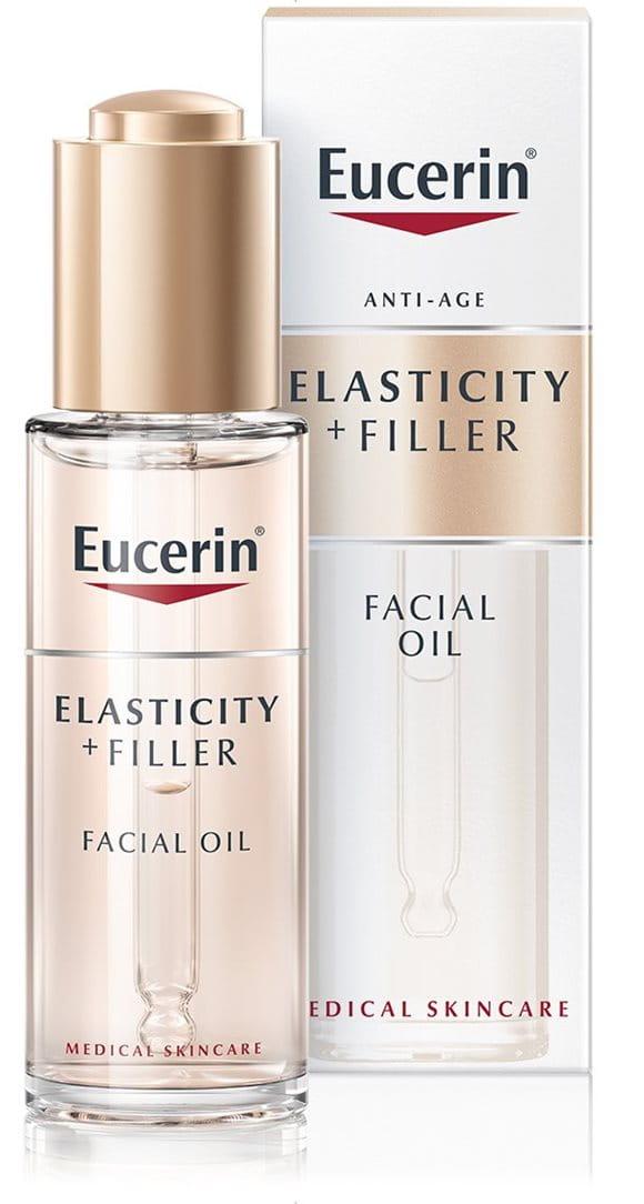 Elasticity + Filler Facial Oil | anti-aging oil for mature