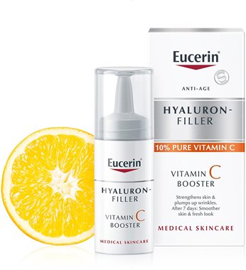 Skincare with Vitamin C from Eucerin