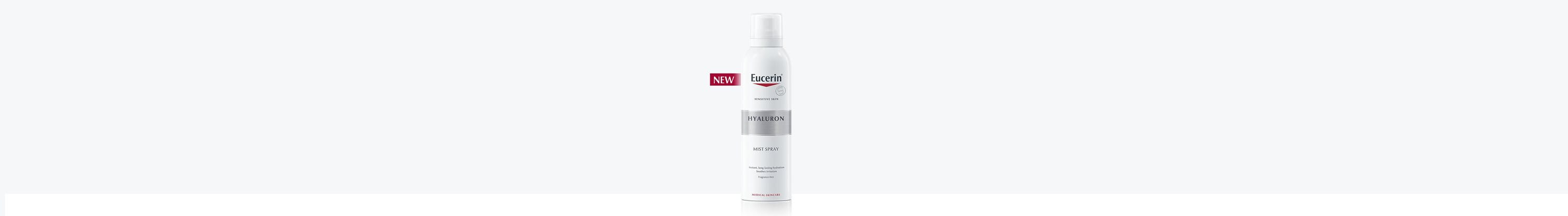 Hydrating mist from Eucerin