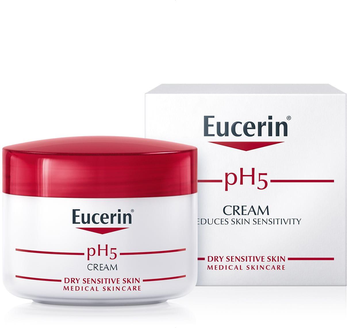 eucerin sensitive skin ph5 cream