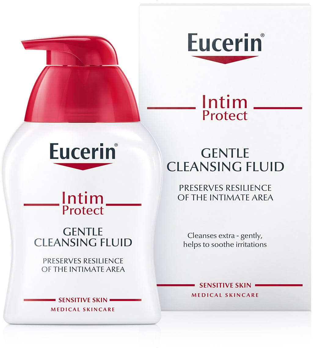 Intim Protect Intimate Cleanser Eucerin
