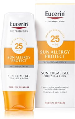 Eucerin sunscreen PLE