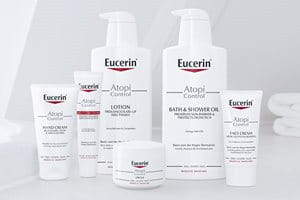 How To Care For Young Atopic Skin Atopic Skin Eucerin